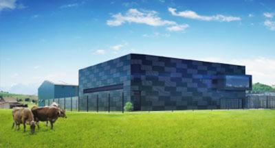 Automatisierung und Visualisierung der Klima- und Lüftungsanlage sowie übergeordnete Gebäudeleittechnik für das Rechenzentrum Ostschweiz, St. Gallisch-Appenzellische Kraftwerke AG, Gais (CH)