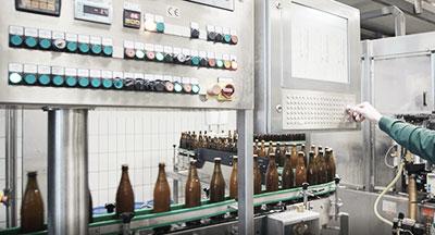 ausgereifte Automatisierungslösungen für die Branchen Nahrung- und Genussmittel